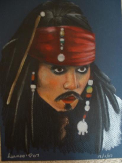 Johnny Depp par foreverinbluejeans